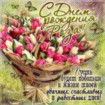 Розе красивые открытки день рождения