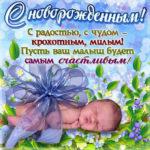 Плейкаст с рождением малыша