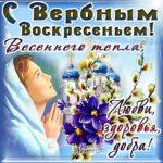 Православное врбное воскресенье