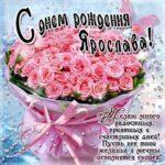 Ярослава поздравить открытки день рождения